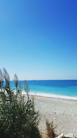 Bluesky Sea And Sky Goodbyesummer Allblue Everythingisblue