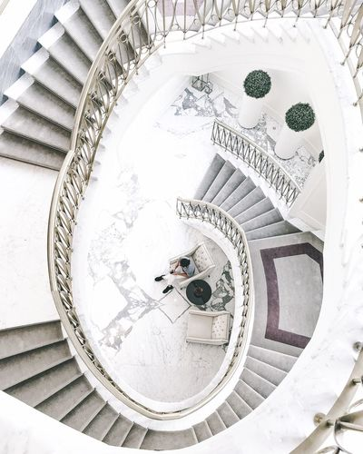 The world needs more spiral staircases Steps And Staircases Staircase Spiral Architecture Spiral Staircase Dubai