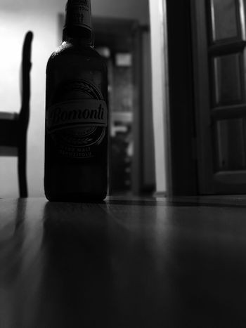Bottle Beer Tuborg Indoors