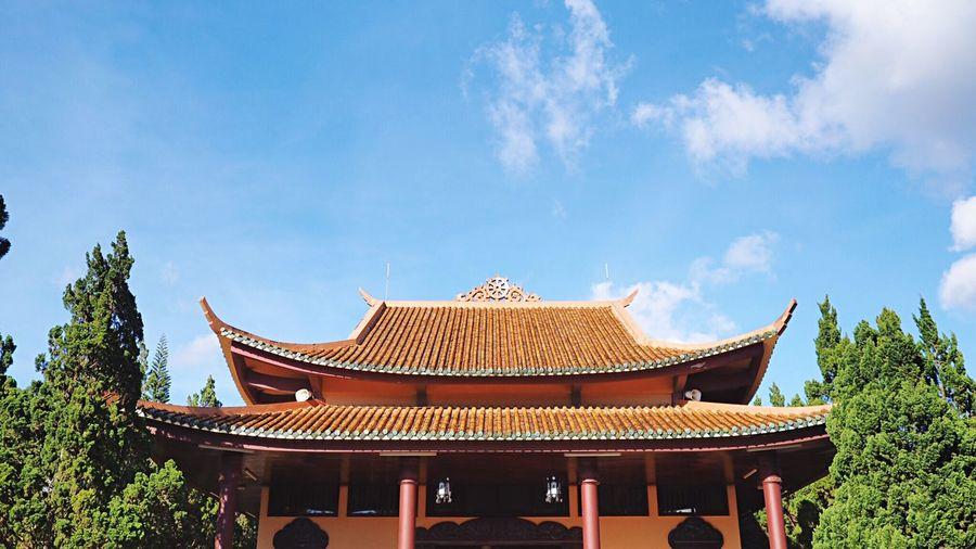 Temple in Da Lat, Vietnam Vietnam Dalat đàlạt Dalat - Vietnam Temple EyeEmNewHere