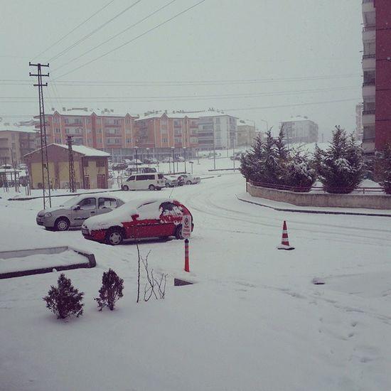 Kar Törekent Is GUC soguk ama cok guzel kar kar beyaz saflik masumiyet