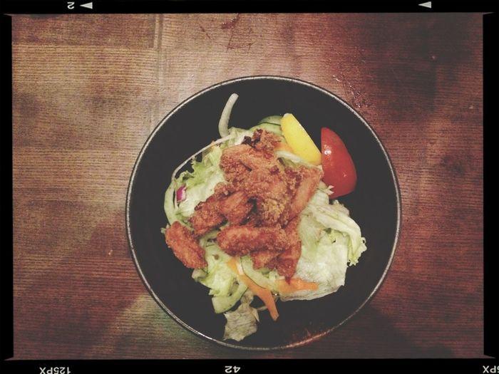 Karage Salad