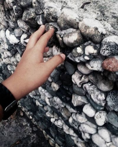 I wish these stones were like us. Glued to each other till the end of time. :3 Escapade Wallofstones Stones Ddscenes Vscocam Vscocamph VSCOPH Vscophile