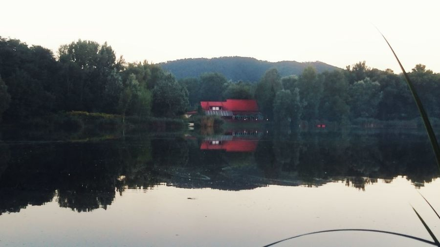 Lake Nature Reflection Standing Water Water