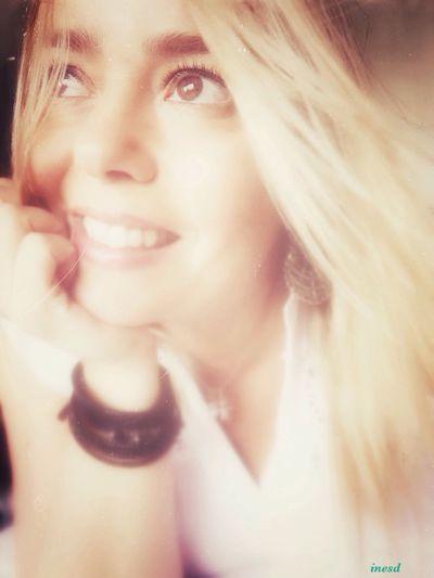 """You may say i'm a dreamer. But i'm not the only one"" Lyricsmania  Lyricalmadness That's Me Selfie ✌ Selfportrait Autoportrait Softness Is My Kingdom Blonde"