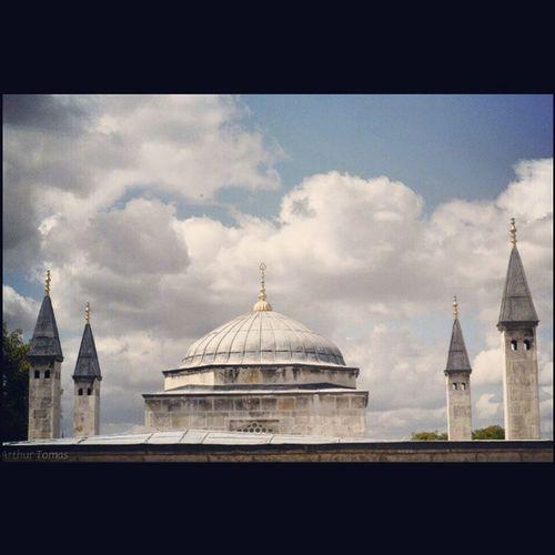 Istanbul Turkey Archeologymuseum Museum archeology TFLers tweegram iphonesia instagramturkey instaturk cute nice like funny photo instadaily instabest instagood instamood ottoman clouds cloudysky nikon d7000 instapassport instanikon