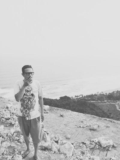 The Portraitist - 2014 EyeEm Awards VSCO Cam The Moment - 2014 EyeEm Awards Parangtritis Beach, Yogyakarta