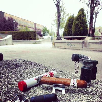 DIStylelife Cigar SábadoDeGloria MomentoHabano