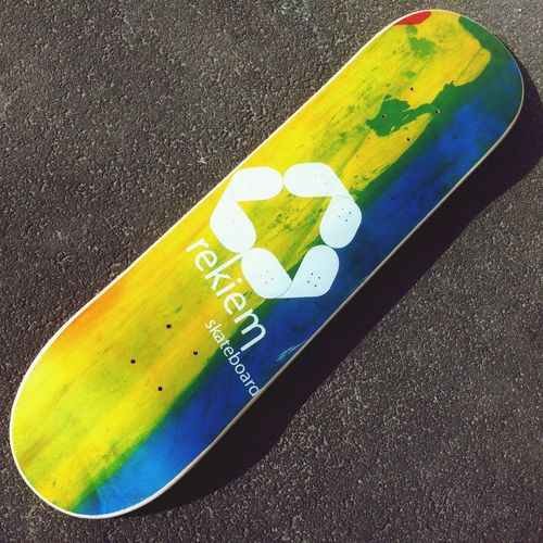 Rekiem Skateboards Rekiem Skateboards Skate