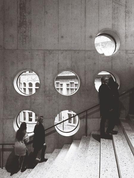 Landesmuseum Zürich Switzerland Modern Architecture Zürich Concrete Modern Brutalism Brutalism Urban Geometry Round