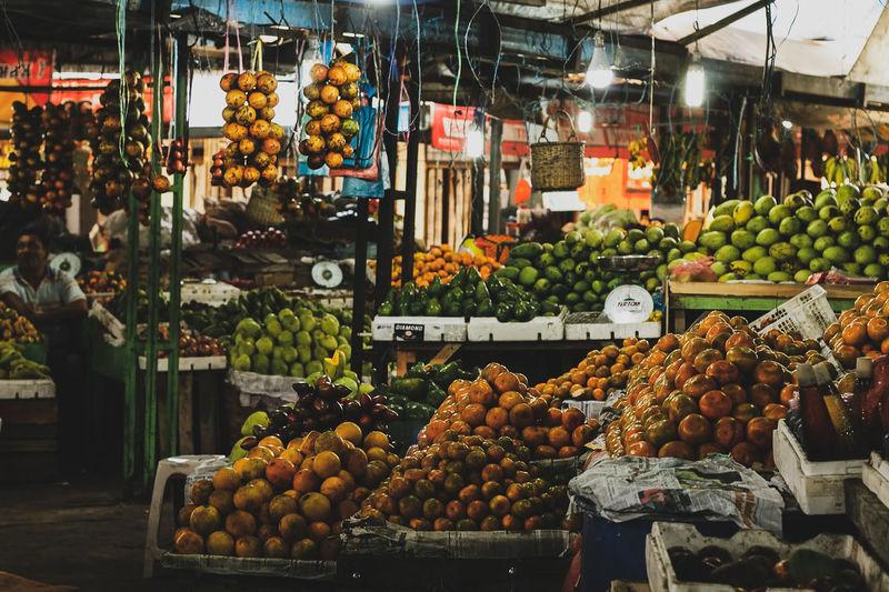 Berastagi fruit