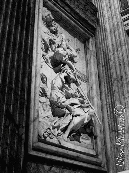 Italy Italia Vacations History Reflexão  No People Roma
