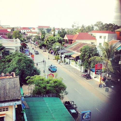 Finally arrived at #cambodia #siamreap nice Hotel Cambodia Siamreap