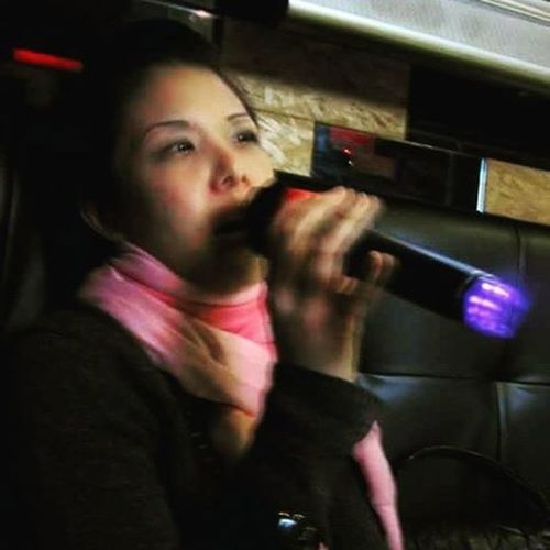 OnThisDay six years ago tonight Singing Karaoke to celebrate the birthday of @imadadadada 🎉🎤🎉 happy birthday again DaDa 🎁 🎂 😘 Neway Newaykaraoke HongKong