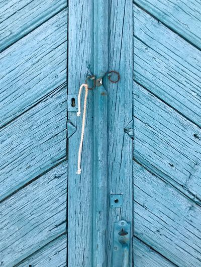 Greek details Backgrounds Textured  Pattern Lock Plank Built Structure Closed Outdoors Metal Day Old