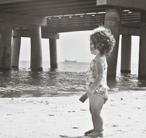 Enjoying Life Liyah Chesapeake Bay Bridge Chicks Beach Va