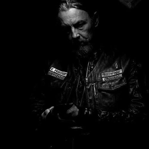 6 days. SoA Chibs Hellyes