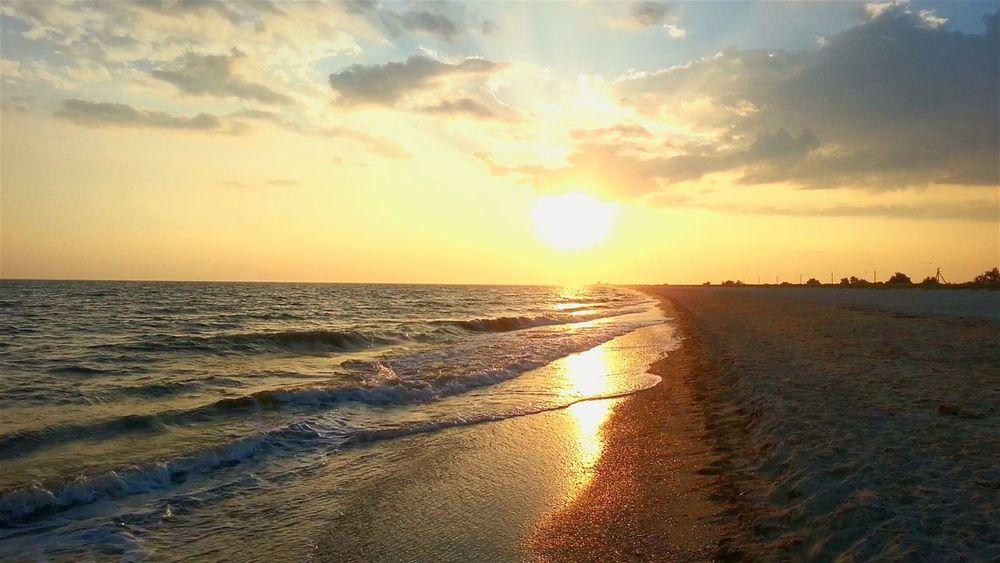 Life Is A Beach Ukraine Black Sea Tendrovsky spit