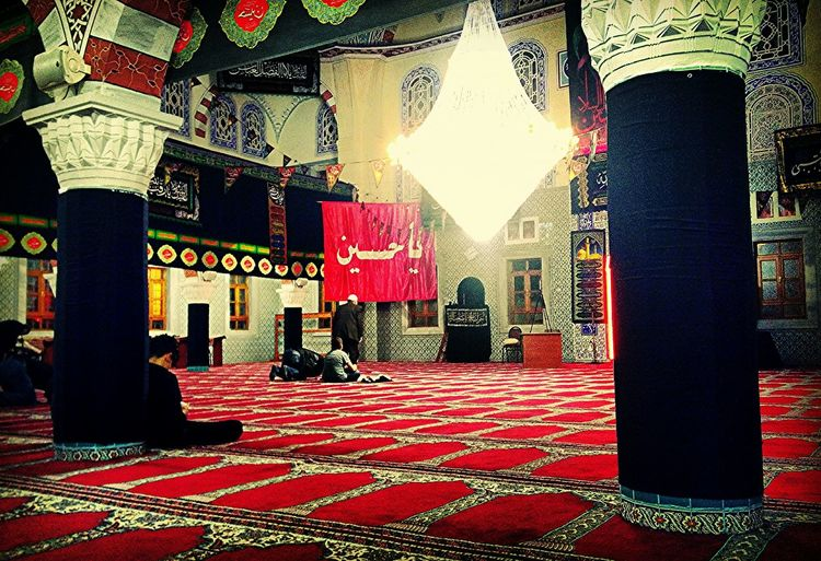 Everywhere Karbala, Every day of Ashura.. Imam Husain Karbala Moharram Ashuraa Matam Azadar Mosque
