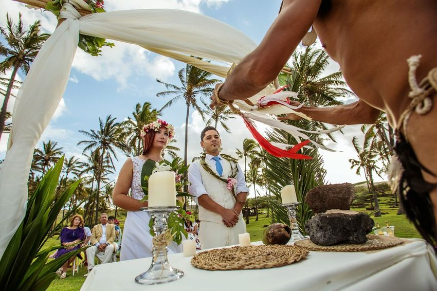 A simbolic wedding with a lovely couple in Anakema Beach,Easter Island Weddingineasterisland Weddingplannerineasterisland Couple Wedding Easterisland Brideandgroom Happywedding Weddingsday Easter Island Bodasisladepascua Rapa Nui WeddingOrganizer Isla De Pascua Simbolicwedding Tahai Happycouple Flowers Beautiful Place Wedding Planner Bodas Isla De Paacua Couple Jump Happy Bride Happy Groom Love EyeEm Selects Togetherness Adult Happiness Adults Only Day Flower Tree Men Young Women Smiling Bride Nature Sky Young Adult Outdoors EyeEm Ready