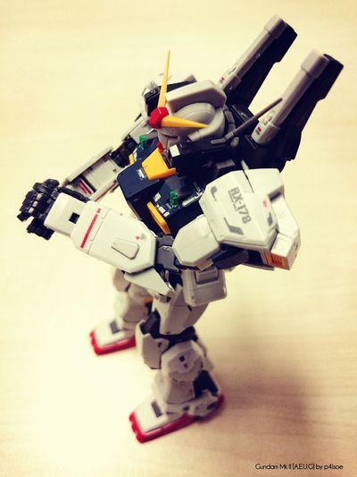 Gundam Mk II [A.E.U.G] by P4lsoe