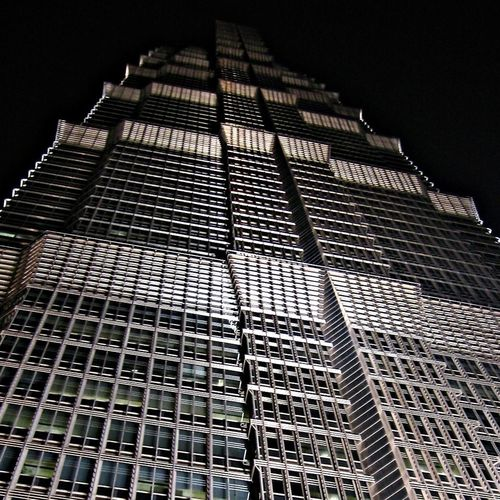Jing Mao tower Streetphotography Taking Photos Eye4photography  Shanghai, China