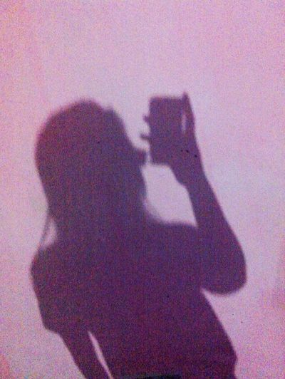 just a shadow . and the shadow it is I 🙈🙊
