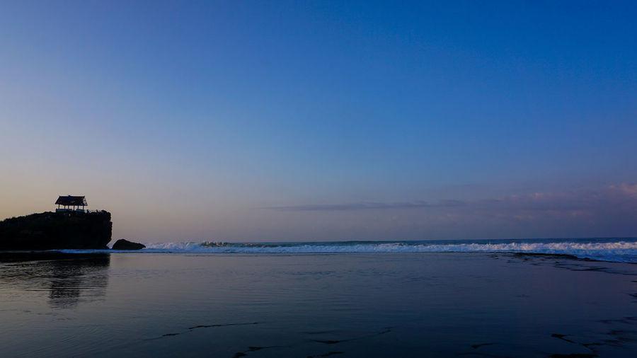 beach Water Sea