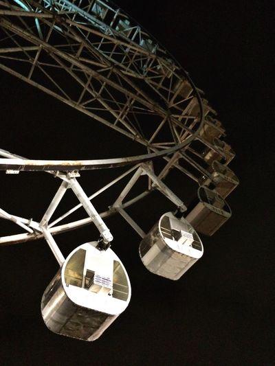 Just enjoy the ride, my friends! Ferris Wheel Blackandwhite Bnw Amusement Park