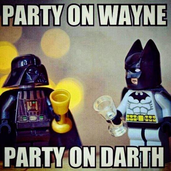 LEGO Waynesworld