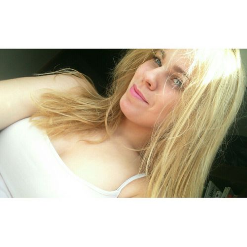 Blond Girl French Italienne