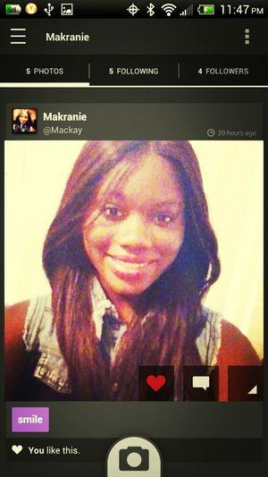 Follow Da Beautiful And Gorgeous Smile @Mackay