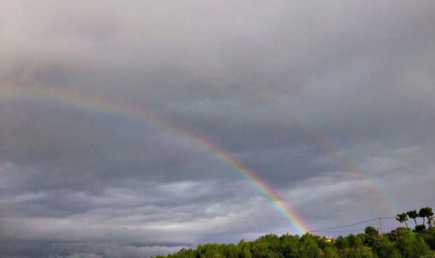 Rainbow Amanecer