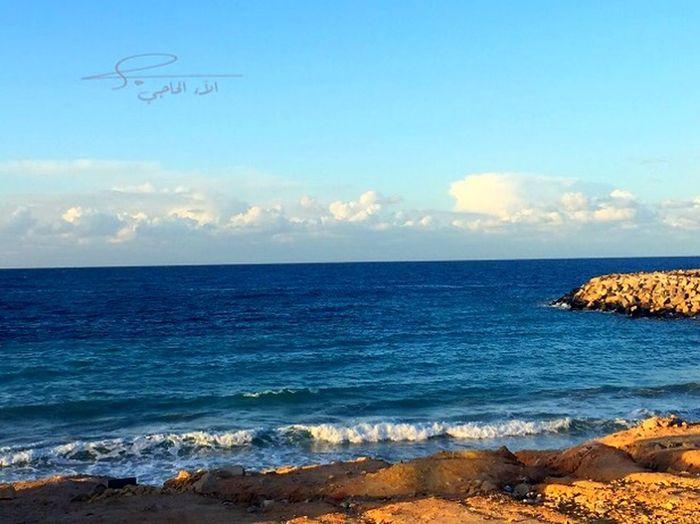 #tripoli Beach 😍