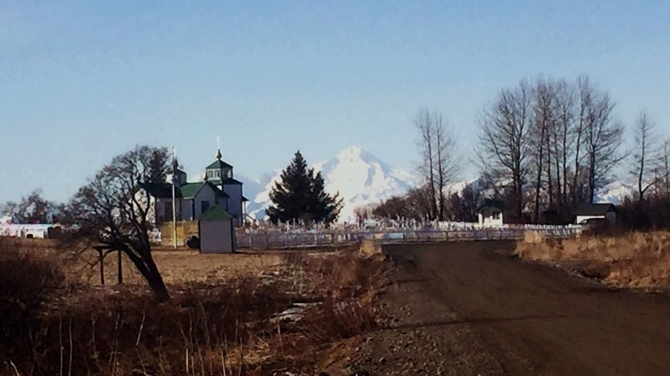 Churches Alaska Russian Orthodox Church
