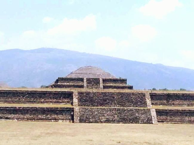 Mexico Pyramid History Ancient Built Structure Travel Destinations Nature Ancient Civilization