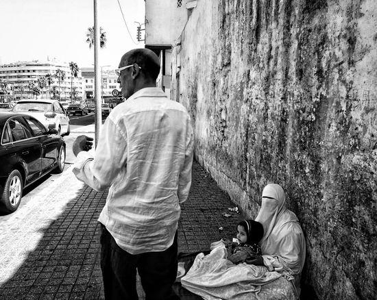 Holy Family Streetphotography Streetphoto_bw Blackandwhite Igers Photooftheday Picoftheday Lensculture Morocco Monochrome EyeEm Gallery Street Photography HuaweiP9 Huaweiphotography Huawei P9 Leica Leicacamera EyeEmNewHere Casablanca, Morocco Casablanca CasablancaStreets EyeEmNewHere Miles Away