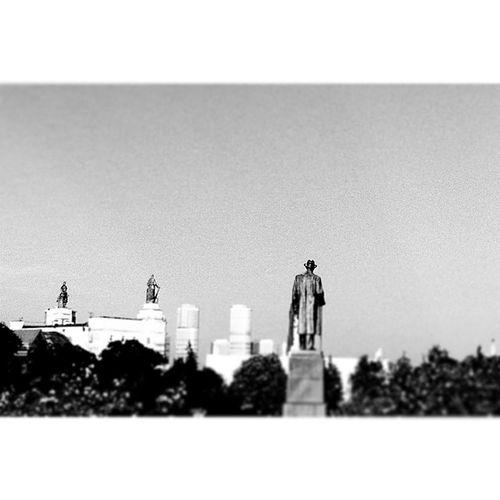 Statue View