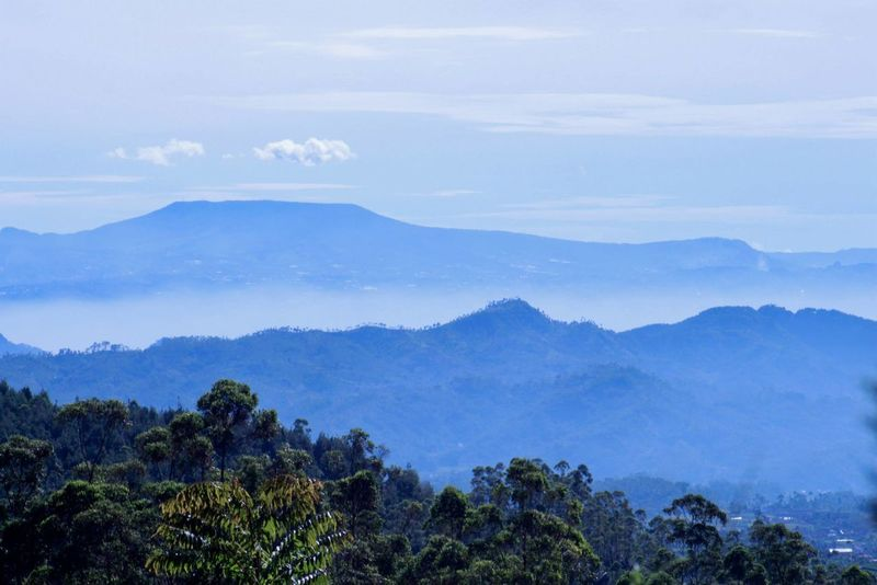 Just two hours away from Bandung Ciwidey Bandung Landscape_Collection Travel Photography