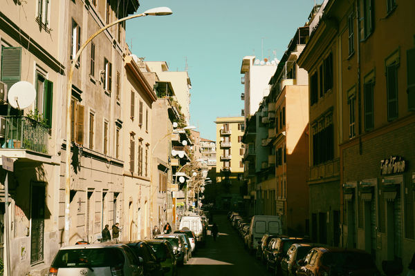 District Of Rome Outskirts Of Rome Pier Paolo Pasolini Ragazzi Di Vita Roma Tor Pignattara Torpignattara Township Via Di Tor Pignattara