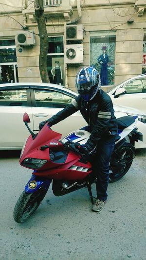 Riding My Motorcycle Sahil baku Baku♡♥ EyeEm Azerbaijan Meetup Relaxing