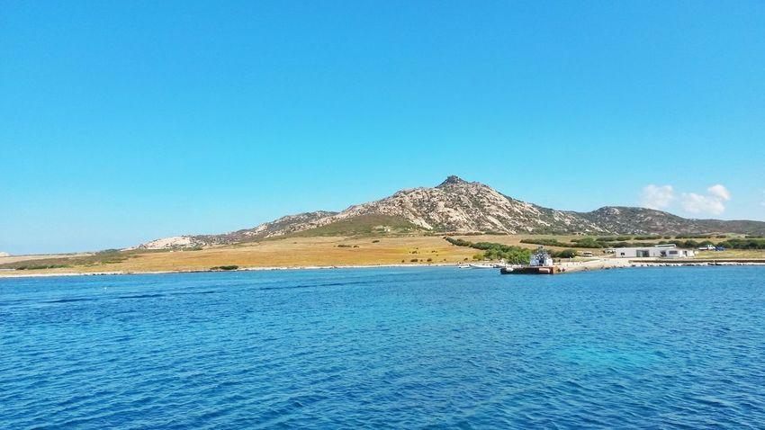 Stintino Sardinia Sardegna Italy  Sardinia No People Sky Blue Idyllic Nature Tranquility Mountain Sea Scenics Landscape Seascape Holiday Vacation Travel Beach Coast Coastline EyeEmNewHere Mediterranean Sea Mediterranean