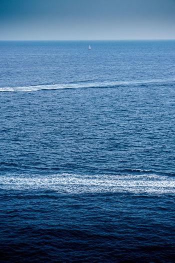 Water Sailing