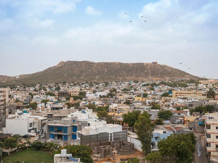 Bhujyo hill