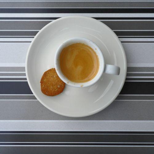 EyeEm Selects Pattern of Coffee Espresso Double Espresso DoubleEspresso My Coffee Moment Coffee Break Coffee Cup Espresso Cup Cookie The Week On EyeEm