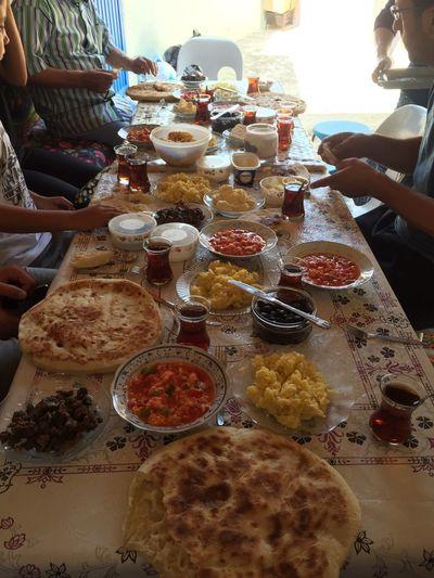 Çankırı -TURKEY çankırı Karatekin Bay Breakfast Beatiful Days Leftovers Hi Hello World