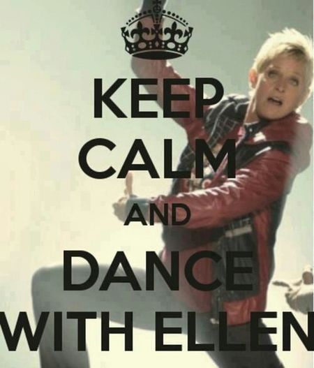 Of Course Ellen ♥