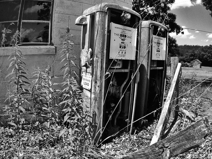 Route 40 AMPt_community Bw_collection EyeEm Best Shots Rural Fragments