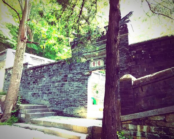 there is an old story😘 Old Building  Taking Photos Memories ❤ Green Plant滁州琅琊山