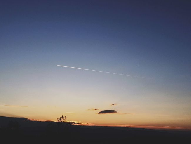 Sky Sky And Clouds Skyline Sunset Sunset_collection Skyscape Sky_collection Hello World